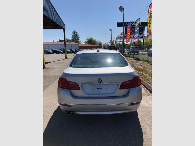 BMW 5-Series 2015 price $19,888