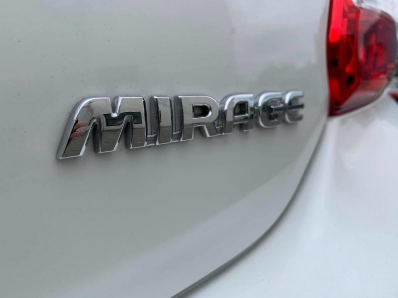 Mitsubishi Mirage 2017 price $7,888