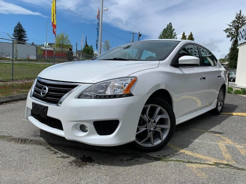 Nissan Sentra 2015 price $8,888