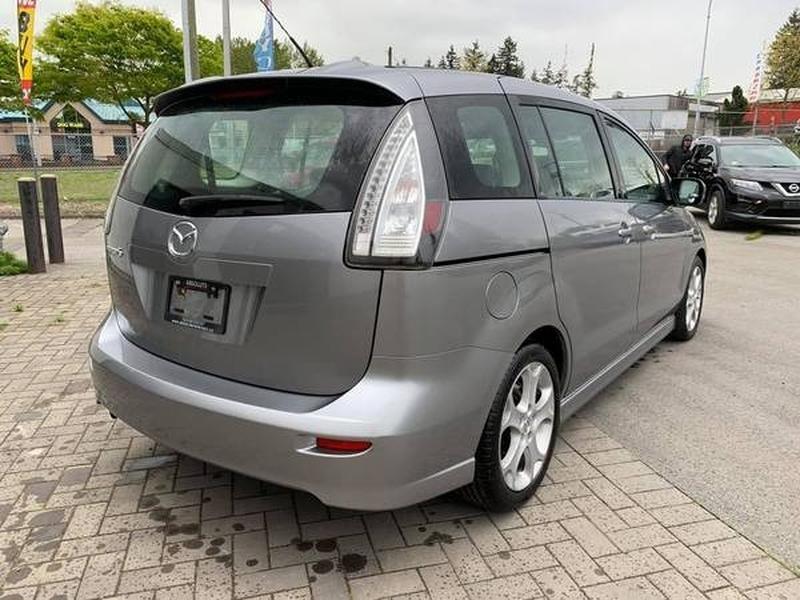 Mazda Mazda5 2010 price $6,888