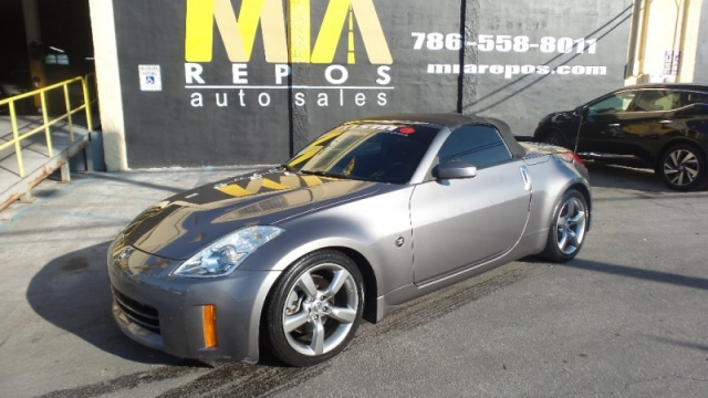 2007 Nissan 350Z 2dr Roadster Automatic Touring - Inventory | MIA ...