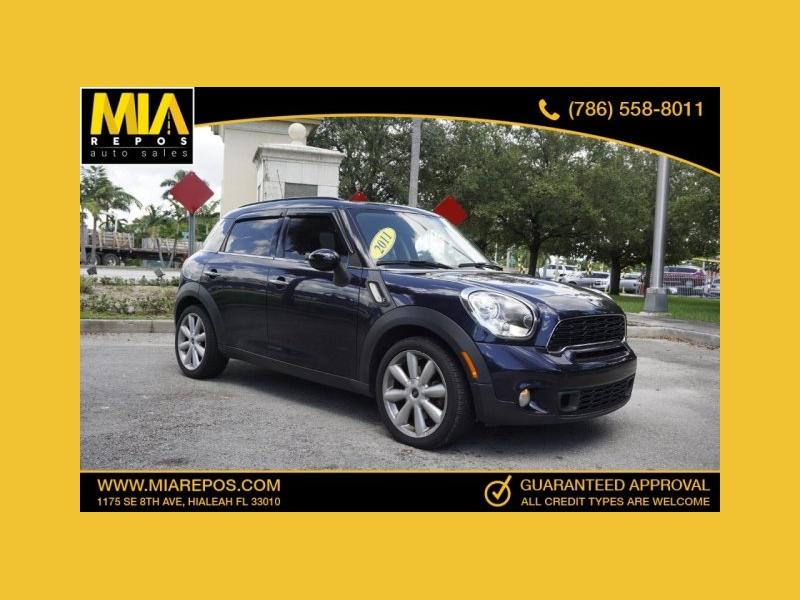 2011 Mini Cooper Countryman S Mia Repos Llc Auto Sales Auto