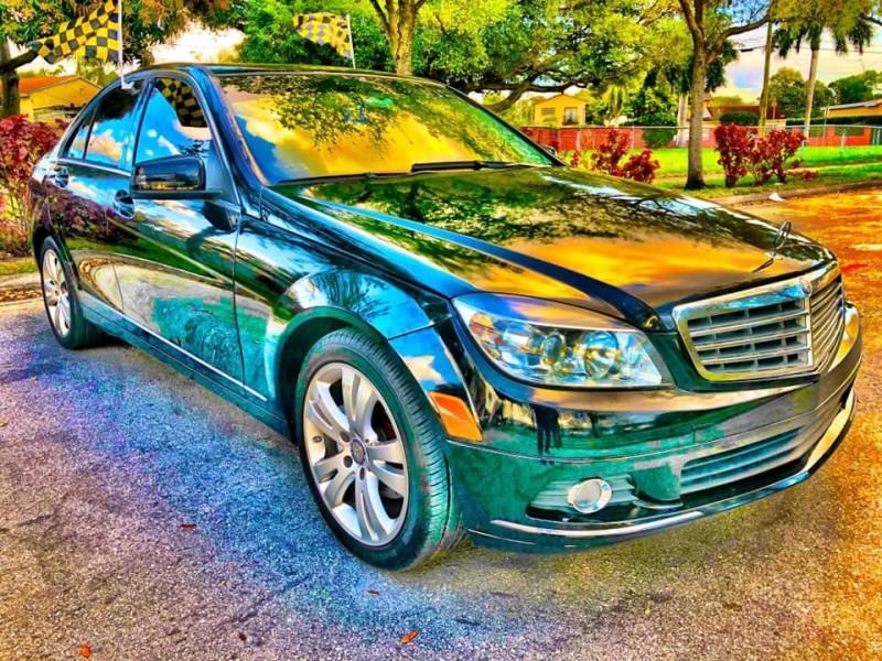 Mercedes-Benz C-Class 2011 price $11,895