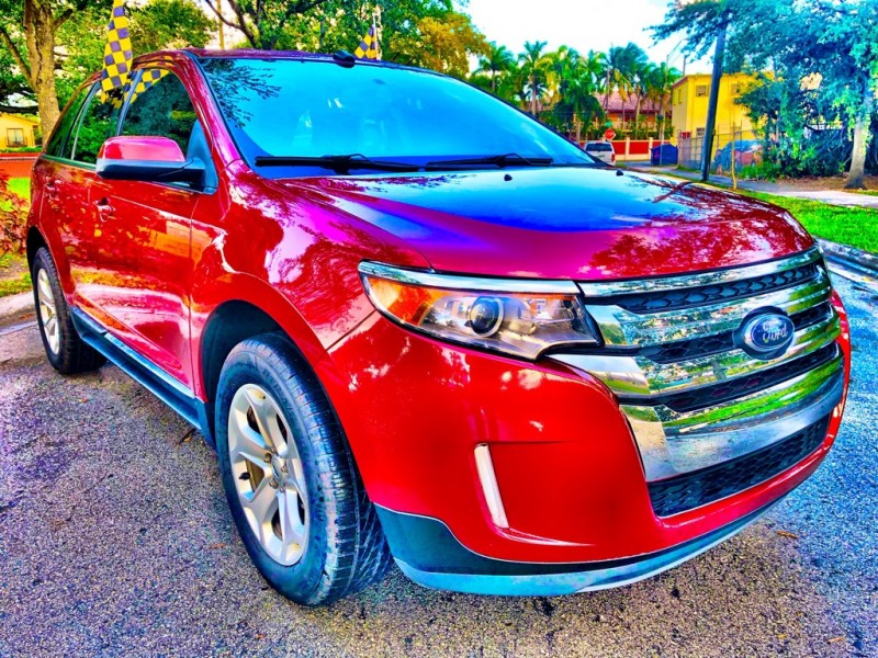 Ford Edge 2014 price $12,895
