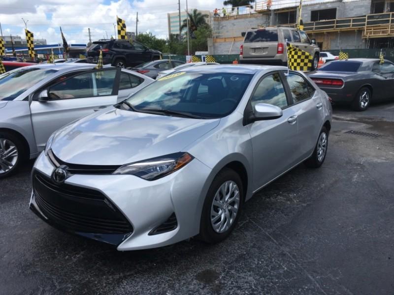 Toyota Corolla 2019 price $15,459 Cash