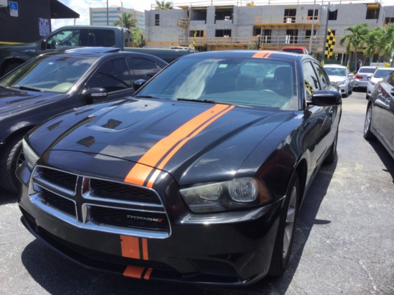 Dodge Charger 2012 price $7,959