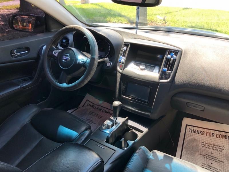 Nissan Maxima 2013 price $10,895