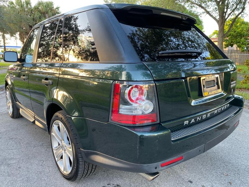 Land Rover Range Rover Sport 2010 price $14,900