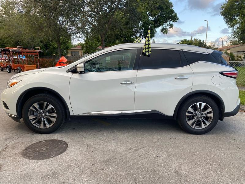 Nissan Murano 2017 price $14,900
