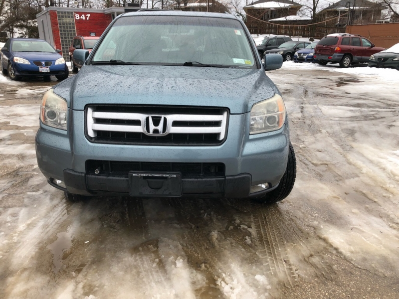 HONDA PILOT 2006 price Call for Pricing.