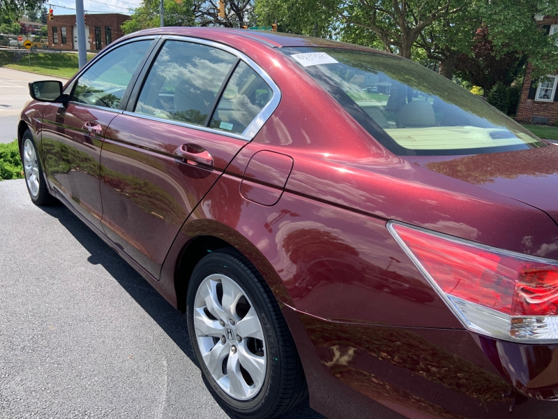 Honda Accord Sdn 2008 price $8,350