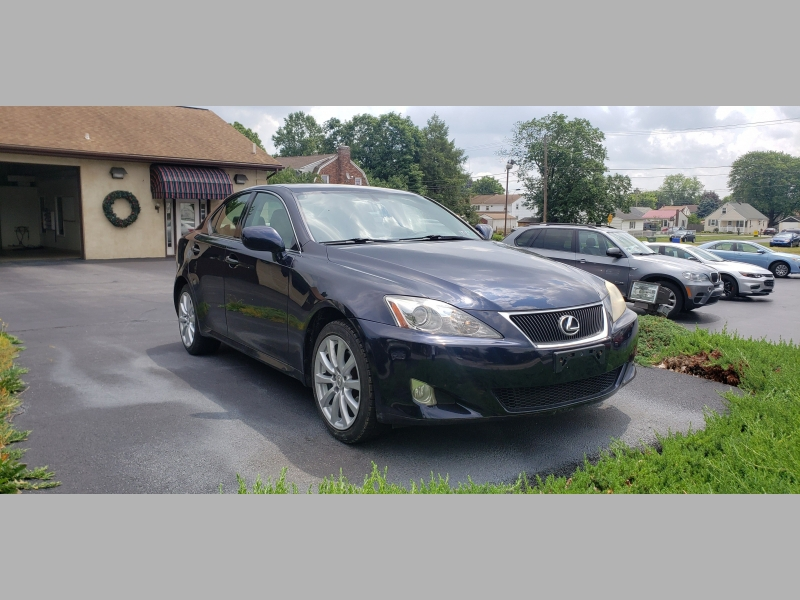 Lexus IS 250 2006 price $6,700