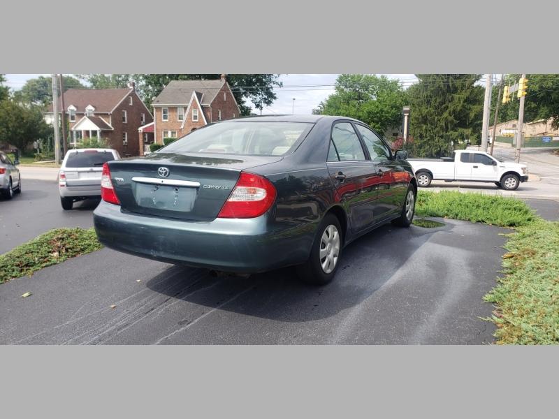 Toyota Camry 2003 price $3,800