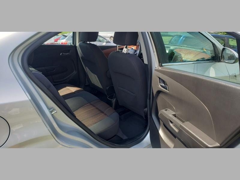 Chevrolet Sonic 2012 price $5,900
