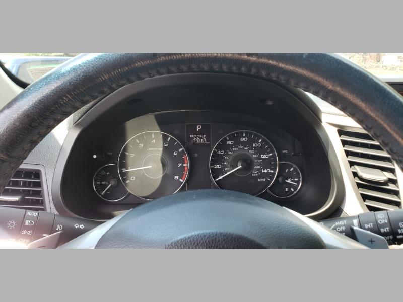 Subaru Outback 2012 price $5,900