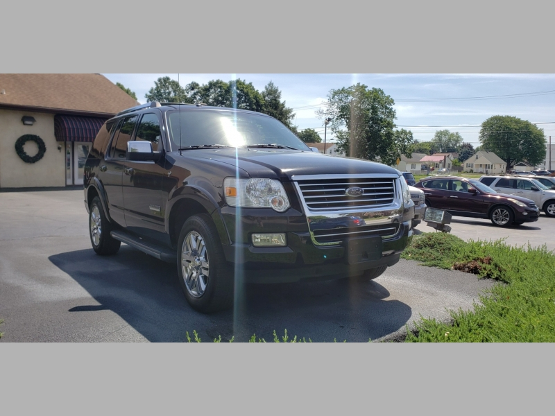 Ford Explorer 2008 price $4,800