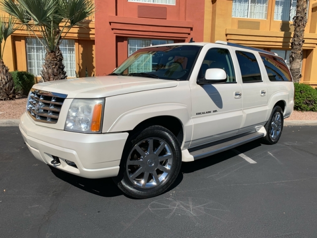 2006 Cadillac Escalade ESV