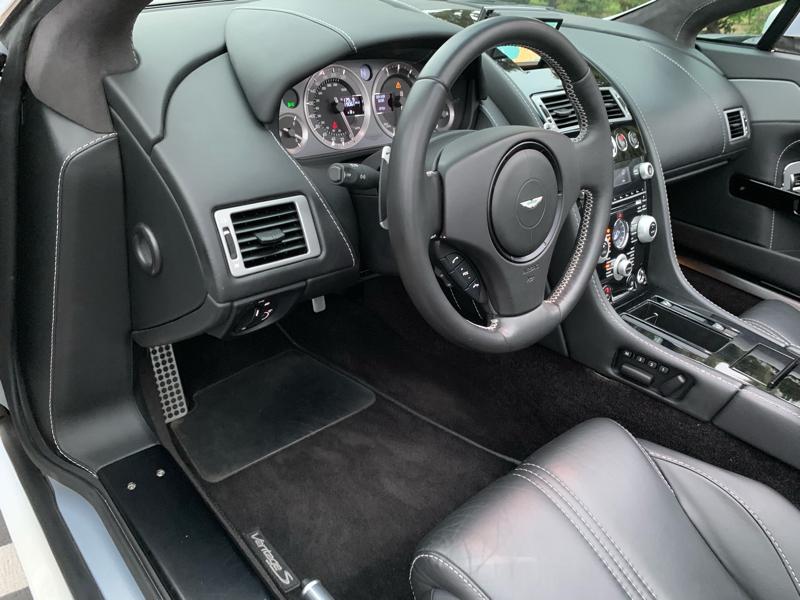 Aston Martin V8 Vantage 2011 price $57,800