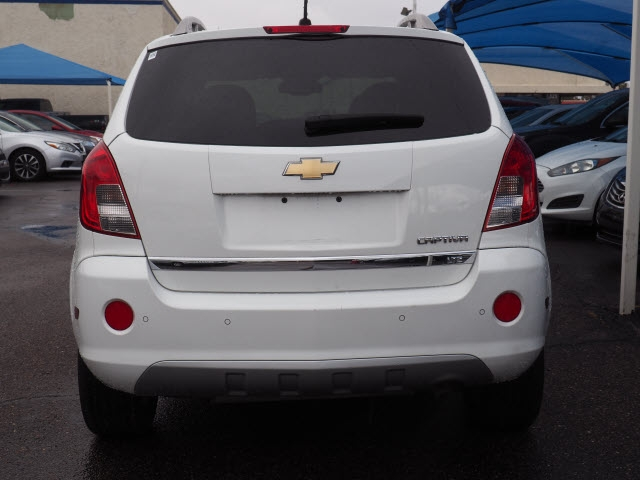 Chevrolet Captiva Sport Fleet 2015 price Call for Pricing.