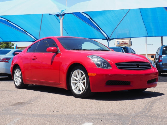 INFINITI G35 2005 price Call for Pricing.
