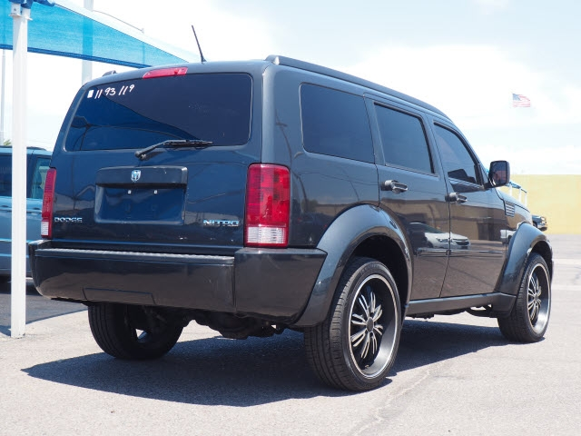 Dodge Nitro 2011 price Call for Pricing.