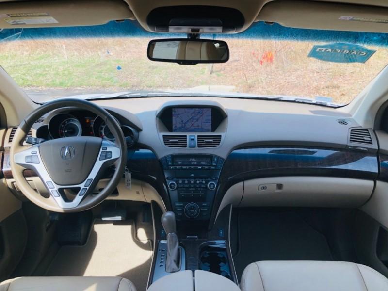 Acura MDX AWD Tech Pkg 2012 price $19,950