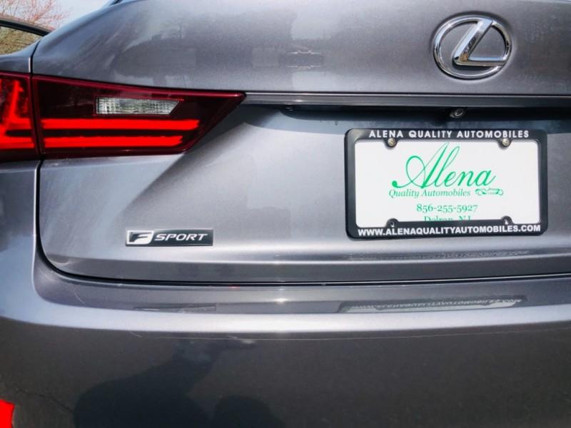 Lexus IS 250 F Sport 2015 price $19,950