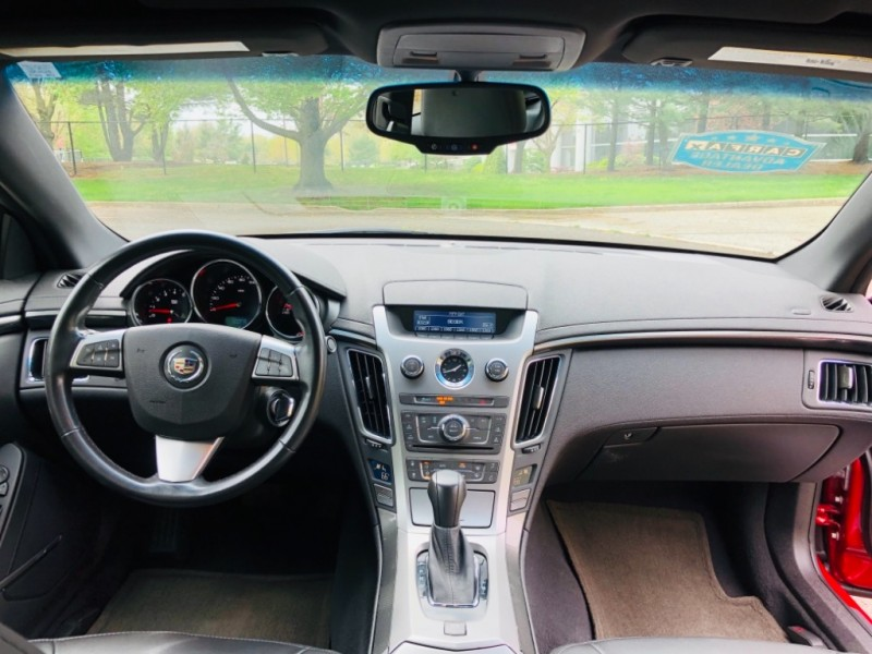Cadillac CTS Coupe AWD 2011 price $11,950