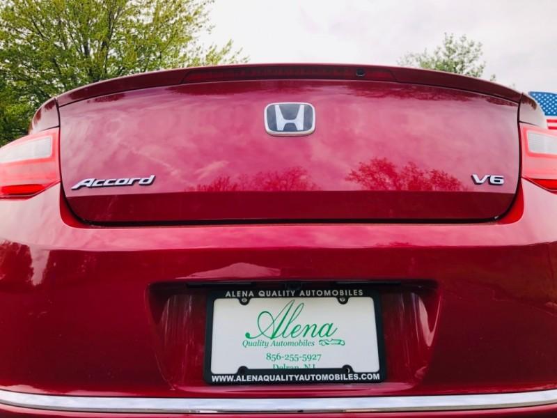 Honda Accord Coupe V6 EX-L 2013 price $14,950