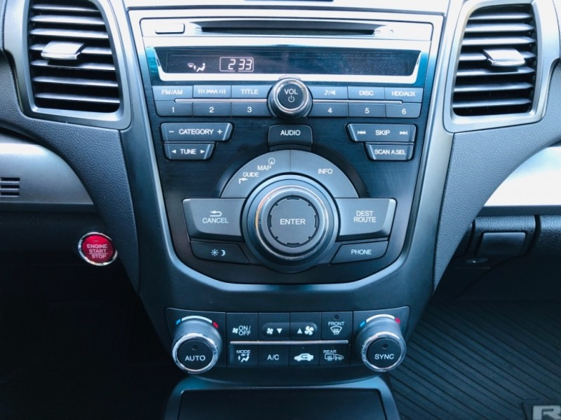 Acura RDX AWD Tech Pkg 2013 price $15,750