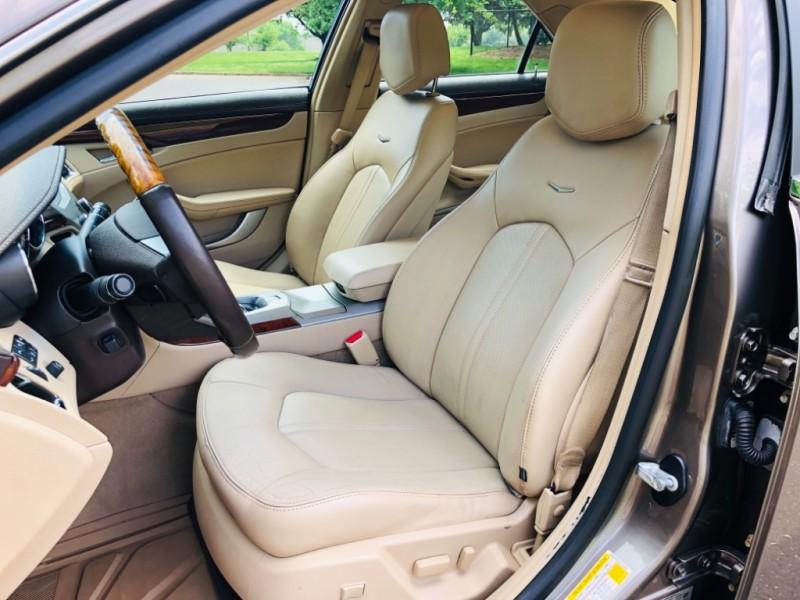 Cadillac CTS Sedan 3.6L Premium AWD 2012 price $14,450
