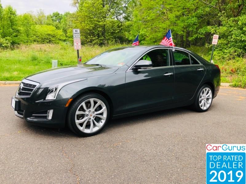 Cadillac ATS Sedan 3.6L Premium AWD 2014 price $19,250