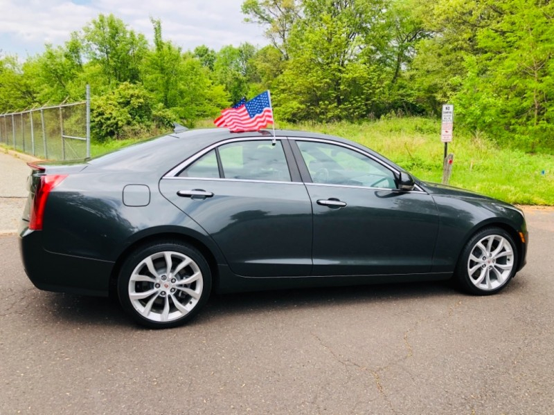 Cadillac ATS Sedan 3.6L Premium AWD 2014 price $19,950