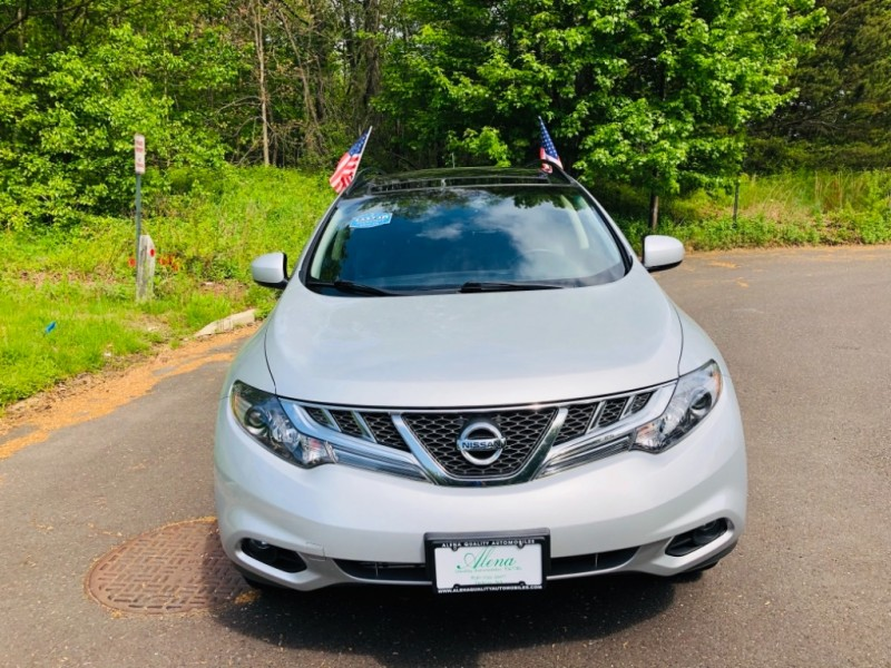 Nissan Murano AWD SL 2013 price $15,750