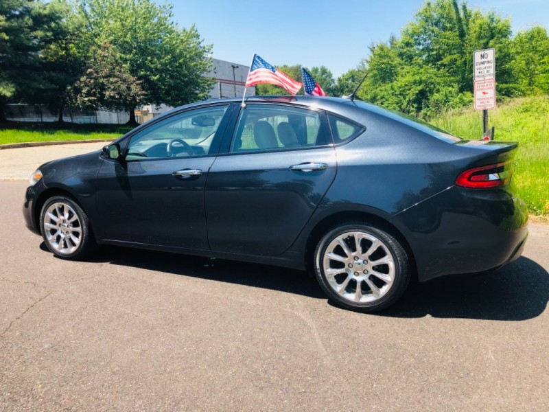 Dodge Dart Limited 2013 price $10,950