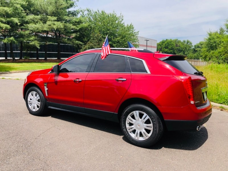 Cadillac SRX AWD Luxury Collection 2012 price $14,250