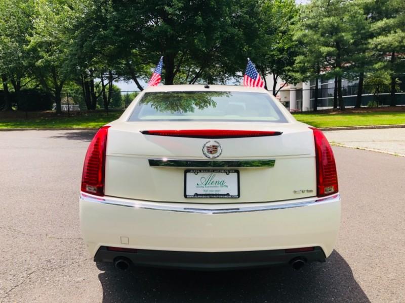Cadillac CTS 2008 price $8,750