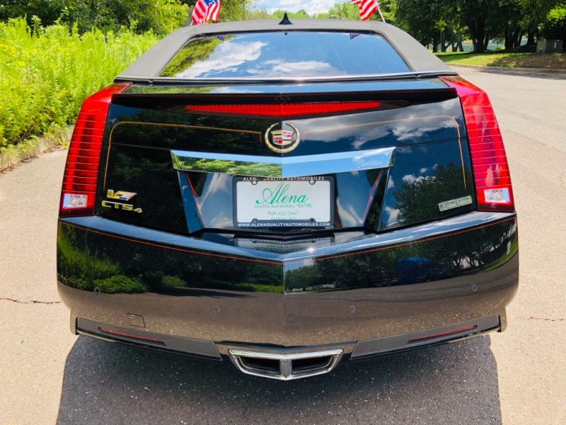 Cadillac CTS Coupe Premium AWD 2012 price $18,250