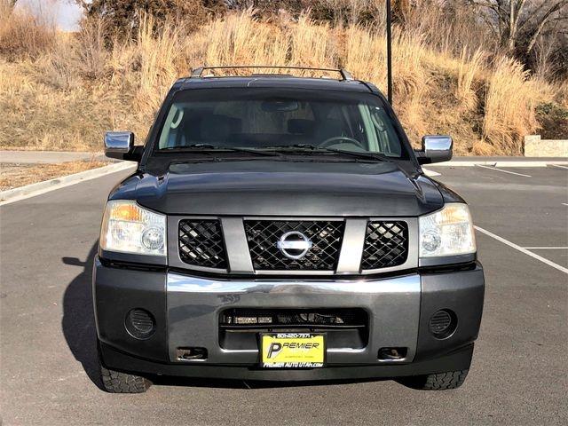 Nissan Pathfinder Armada 2004 price $5,500