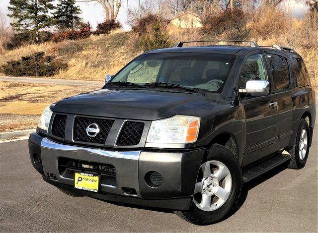Nissan Pathfinder Armada 2004 price $6,500