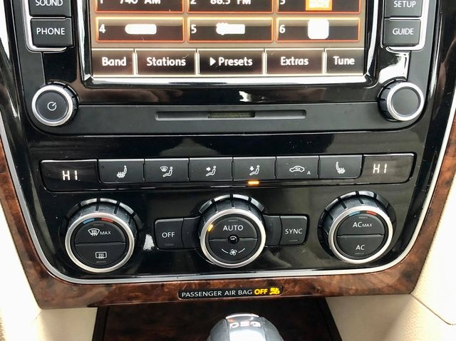 Volkswagen Passat 2012 price $9,500