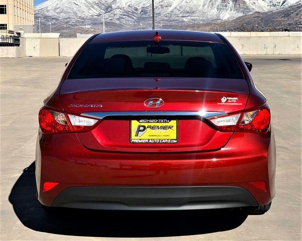 Hyundai Sonata 2014 price $8,995