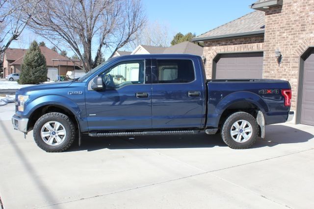 Ford F150 SuperCrew Cab 2017 price $23,995