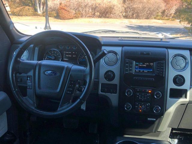 Ford F150 SuperCrew Cab 2013 price $10,500
