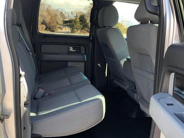 Ford F150 SuperCrew Cab 2013 price $15,500