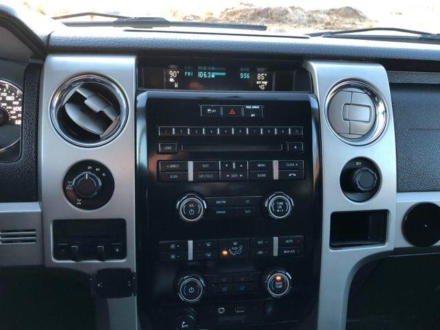 Ford F150 SuperCrew Cab 2012 price $16,500