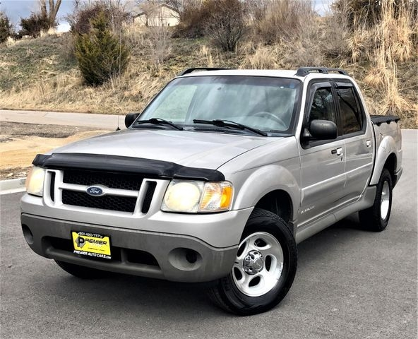 Ford Explorer Sport Trac 2002 price $5,500