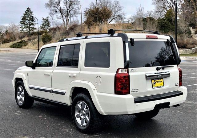 Jeep Commander 2006 price $5,995