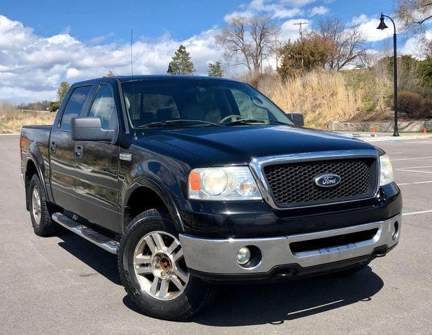 Ford F150 SuperCrew Cab 2006 price $6,995
