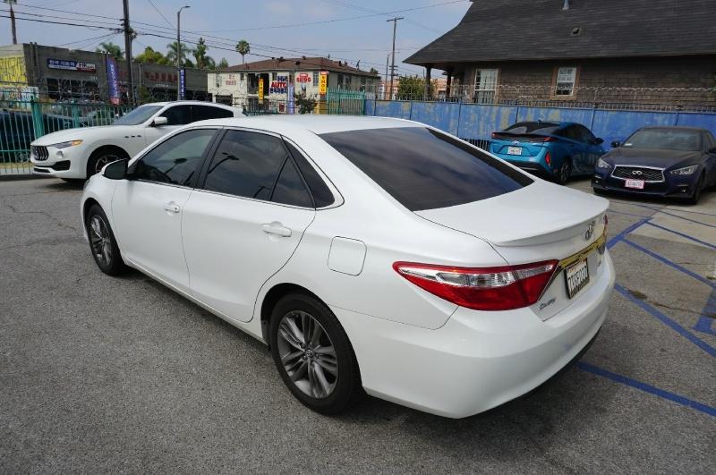 Toyota Camry 2016 price $14,900